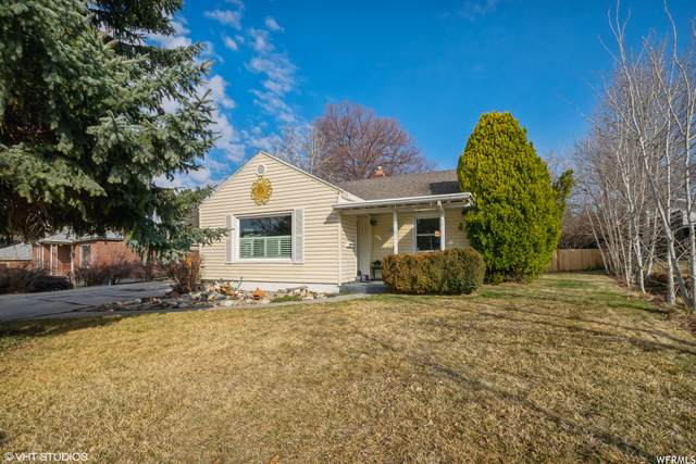 1877 E Southwoodside Dr S, Holladay, UT 84124 (MLS #1730171) :: Lookout Real Estate Group