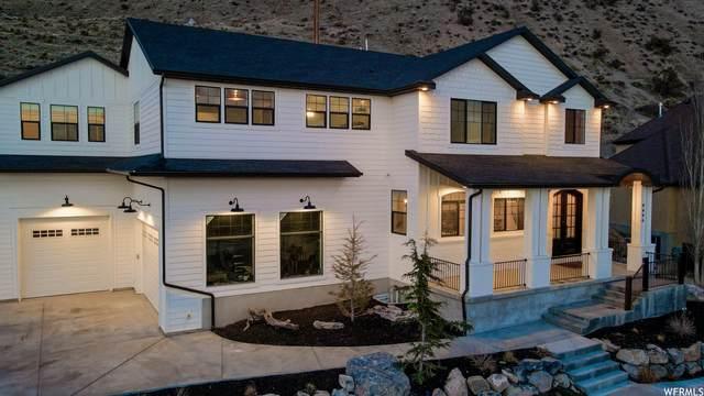9496 N Timpanogos Cv, Cedar Hills, UT 84062 (#1730174) :: C4 Real Estate Team