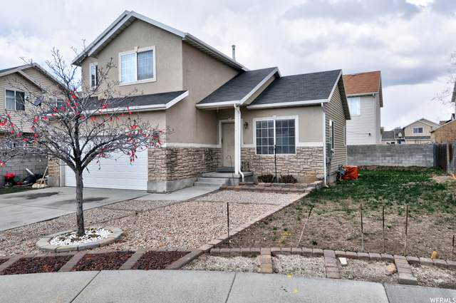 1608 W Liljay Cir, Salt Lake City, UT 84104 (MLS #1730184) :: Lookout Real Estate Group