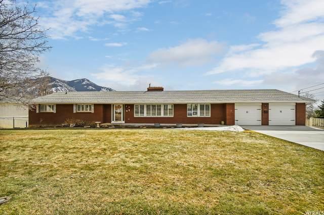 687 E 3125 N, North Ogden, UT 84414 (MLS #1730188) :: Lookout Real Estate Group
