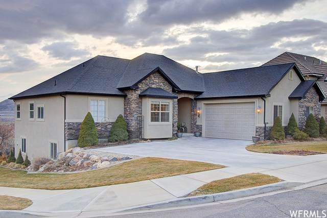 2529 W Stonehaven Loop, Lehi, UT 84043 (MLS #1730189) :: Lookout Real Estate Group