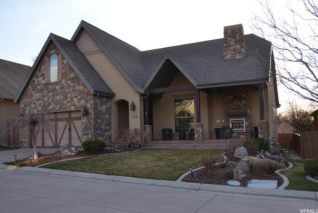 7176 S Villandrie Ln E, Cottonwood Heights, UT 84121 (MLS #1730193) :: Lookout Real Estate Group