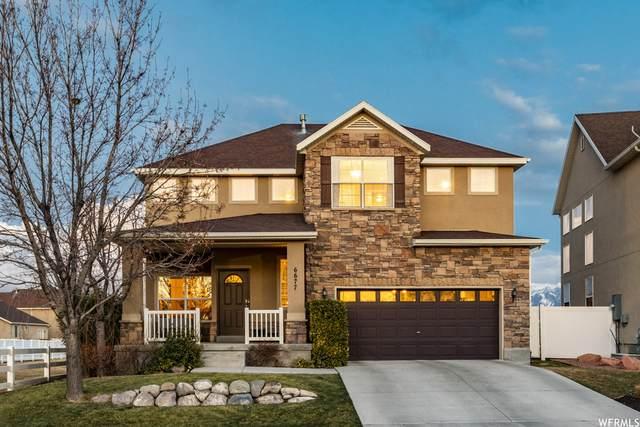 6677 S Lucerne Ln W, West Jordan, UT 84084 (MLS #1730195) :: Lookout Real Estate Group