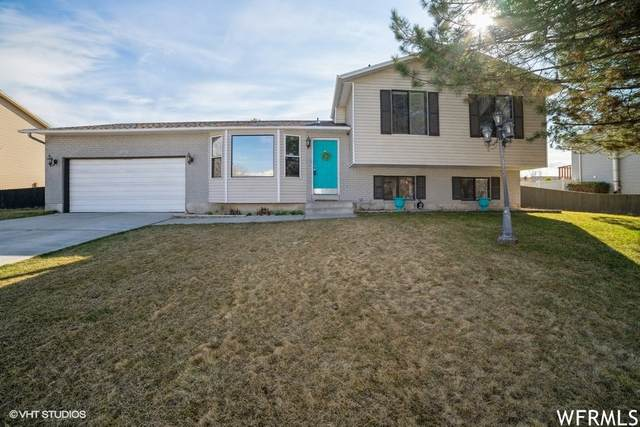 12731 S Old Fort Dr W, Riverton, UT 84065 (MLS #1730200) :: Summit Sotheby's International Realty