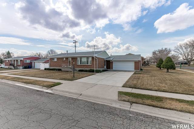 5491 W Janette Ave, West Valley City, UT 84120 (MLS #1730212) :: Lookout Real Estate Group