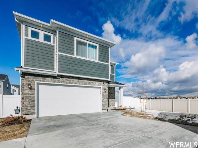 1586 W Parkview Dr, Syracuse, UT 84075 (#1730227) :: The Perry Group