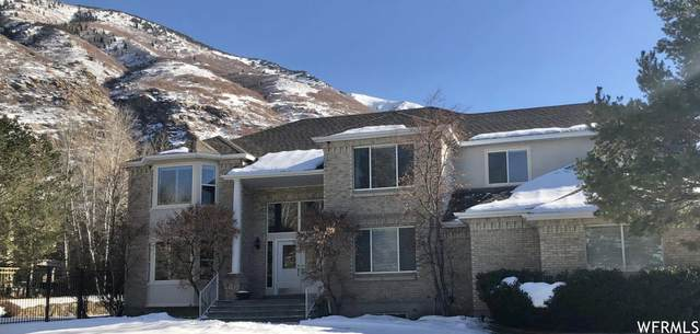 11869 S October Cv, Sandy, UT 84092 (#1730228) :: The Perry Group