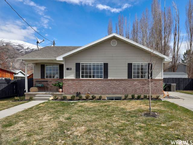 35 S 400 W, Springville, UT 84663 (#1730236) :: REALTY ONE GROUP ARETE