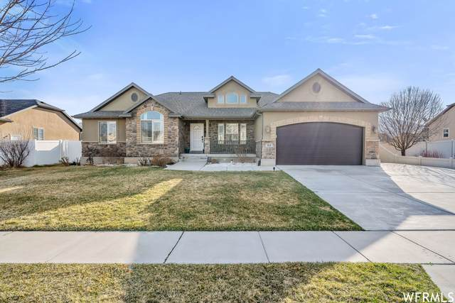 313 S 2000 E, Spanish Fork, UT 84660 (#1730241) :: Berkshire Hathaway HomeServices Elite Real Estate
