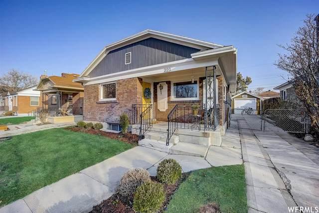 223 E Ramona Ave, Salt Lake City, UT 84115 (#1730247) :: C4 Real Estate Team