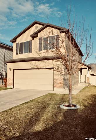 3732 N Tumwater West Dr W, Eagle Mountain, UT 84005 (#1730255) :: Berkshire Hathaway HomeServices Elite Real Estate