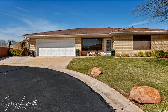 1175 E 900 S #16, St. George, UT 84790 (#1730266) :: Colemere Realty Associates