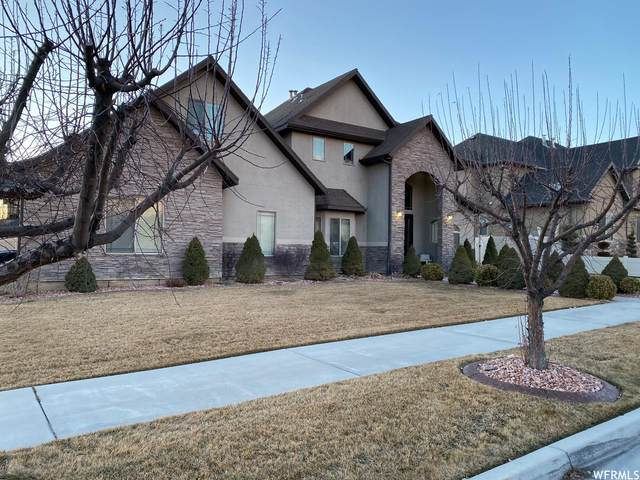 1185 N 2670 W, Provo, UT 84601 (#1730285) :: Colemere Realty Associates