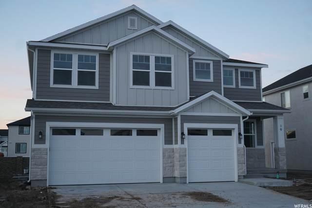 19 W Sicula Rd #6310, Vineyard, UT 84059 (#1730292) :: Berkshire Hathaway HomeServices Elite Real Estate