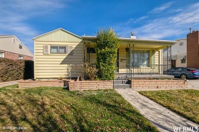 231 E Garden Ave S, Salt Lake City, UT 84115 (MLS #1730309) :: Lookout Real Estate Group