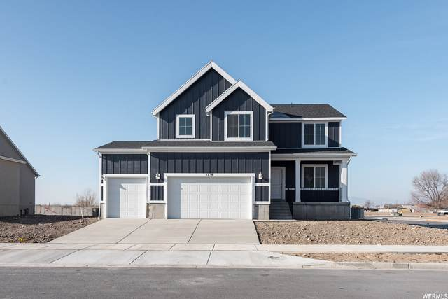 764 S 4050 W #323, Syracuse, UT 84075 (MLS #1730318) :: Lookout Real Estate Group