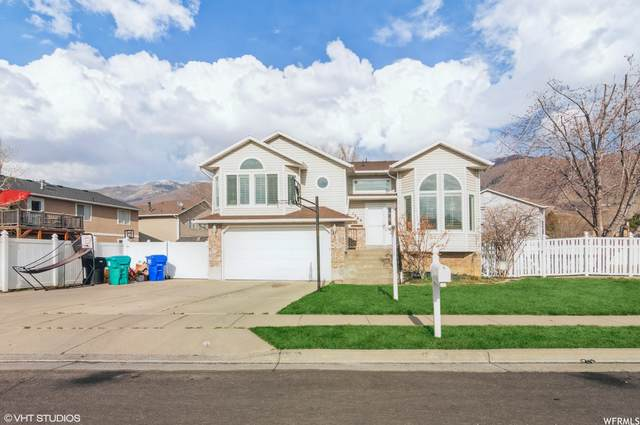 1566 N Pony Express Way, Centerville, UT 84014 (MLS #1730326) :: Lookout Real Estate Group
