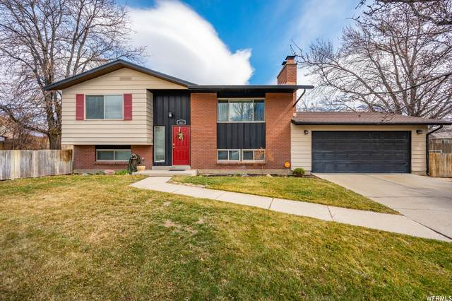 983 E Dry Gulch Cir, Sandy, UT 84094 (#1730328) :: REALTY ONE GROUP ARETE