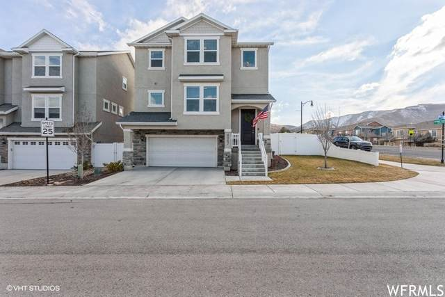 4967 W Rose Quartz S, Herriman, UT 84096 (#1730333) :: Berkshire Hathaway HomeServices Elite Real Estate