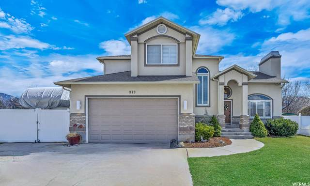 940 E Johnson Way Dr, Sandy, UT 84094 (MLS #1730335) :: Lookout Real Estate Group