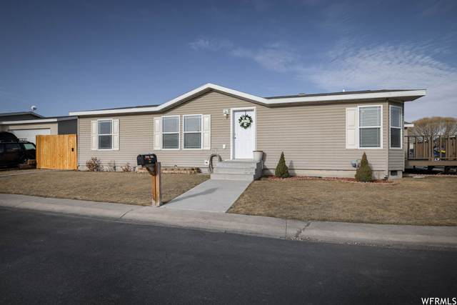 2016 S 150 W, Vernal, UT 84078 (#1730341) :: The Fields Team