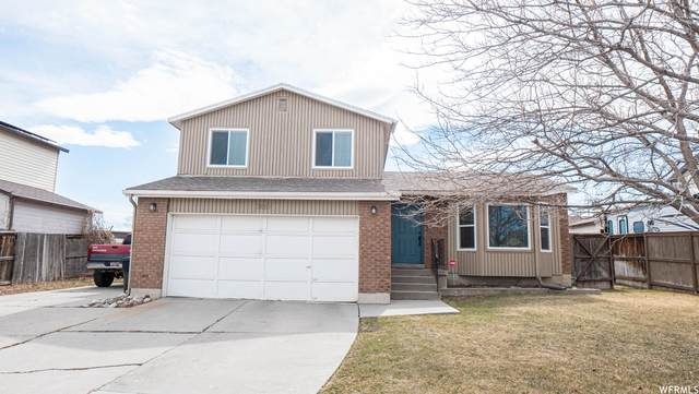 3867 W Burgess Rd S, Taylorsville, UT 84118 (MLS #1730351) :: Lookout Real Estate Group