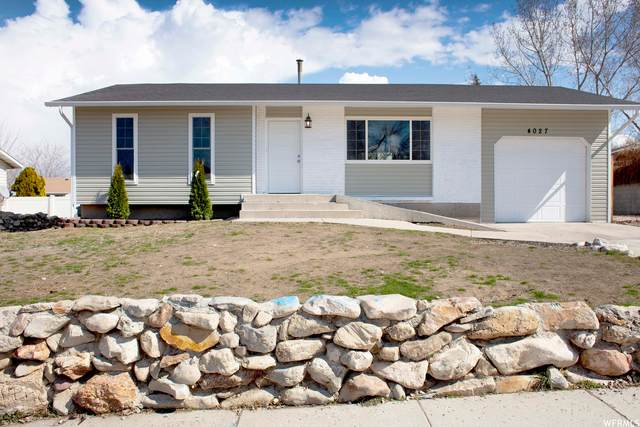 4027 S 6640 W, West Valley City, UT 84128 (MLS #1730360) :: Lookout Real Estate Group
