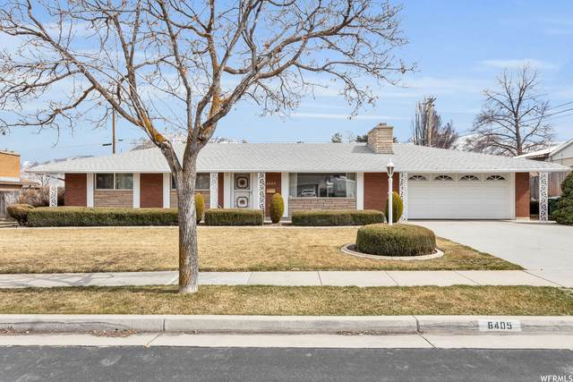 6405 S Silver Bell St, Salt Lake City, UT 84107 (MLS #1730363) :: Lookout Real Estate Group