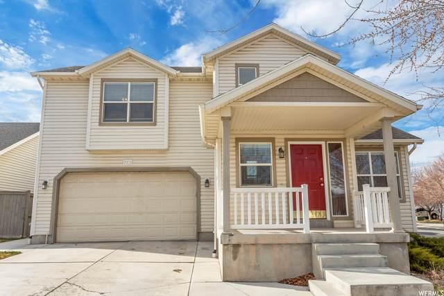 7713 N Wyatt Earp Ave E, Eagle Mountain, UT 84005 (MLS #1730374) :: Lookout Real Estate Group