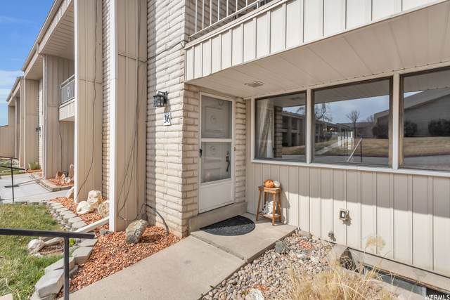 1950 S 200 W E-36, Bountiful, UT 84010 (#1730394) :: The Perry Group
