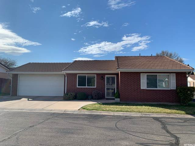 1040 E 900 S #30, St. George, UT 84770 (#1730408) :: Colemere Realty Associates