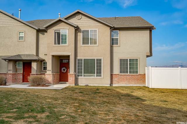 604 Canterbury Ln, North Salt Lake, UT 84054 (#1730412) :: Colemere Realty Associates