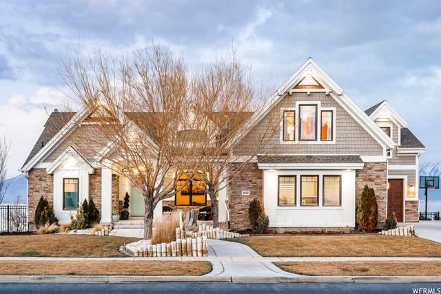 3822 S Spinnaker Bay Dr, Saratoga Springs, UT 84045 (MLS #1730426) :: Lookout Real Estate Group