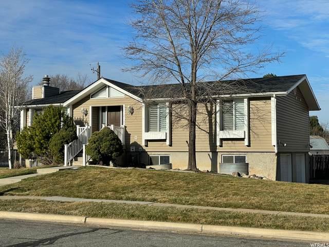 1013 N 325 W, Harrisville, UT 84404 (MLS #1730431) :: Lookout Real Estate Group