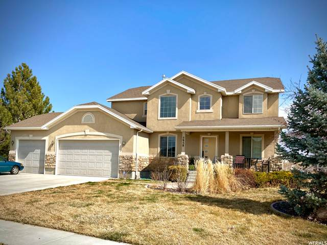 5958 Bayshore Dr, Stansbury Park, UT 84074 (MLS #1730464) :: Lookout Real Estate Group