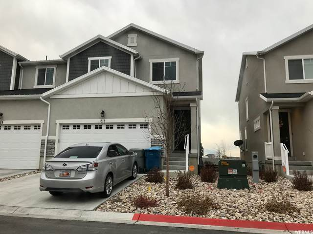 213 W Whitewater Dr, Vineyard, UT 84059 (#1730493) :: Colemere Realty Associates