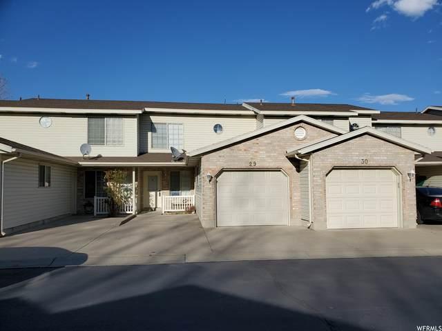 438 E Rosewood Lane Ln #29, Layton, UT 84041 (MLS #1730494) :: Lookout Real Estate Group