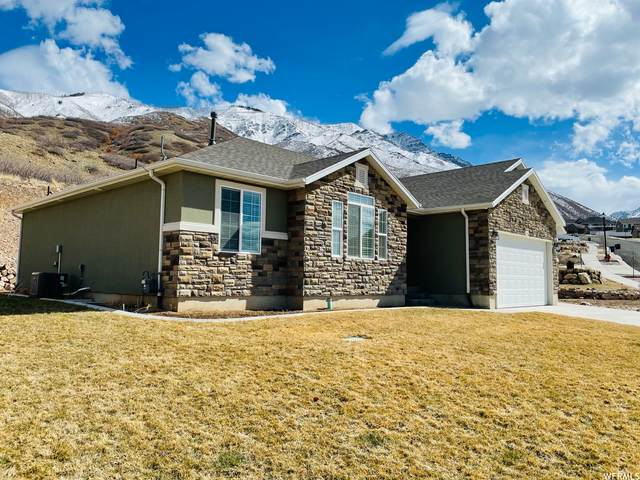 25 S 1250 E, Santaquin, UT 84655 (MLS #1730510) :: Lookout Real Estate Group