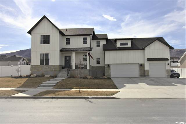3743 S Mcgregor Ln W, Saratoga Springs, UT 84045 (MLS #1730519) :: Lookout Real Estate Group
