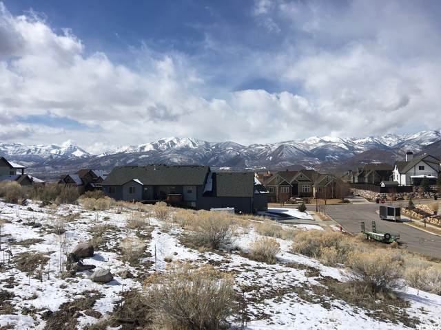 1068 E Solstice Cir #92, Heber City, UT 84032 (MLS #1730522) :: Summit Sotheby's International Realty