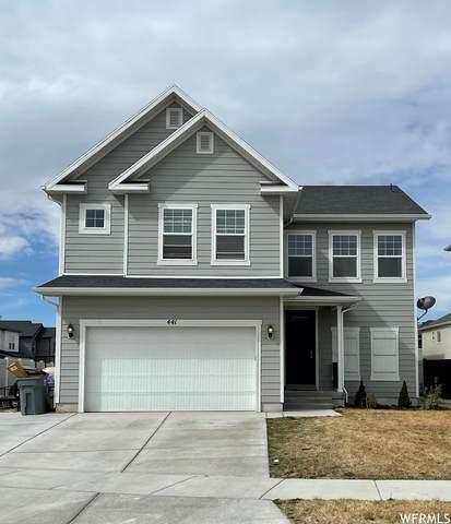 441 E 260 N, Vineyard, UT 84059 (MLS #1730526) :: Lookout Real Estate Group