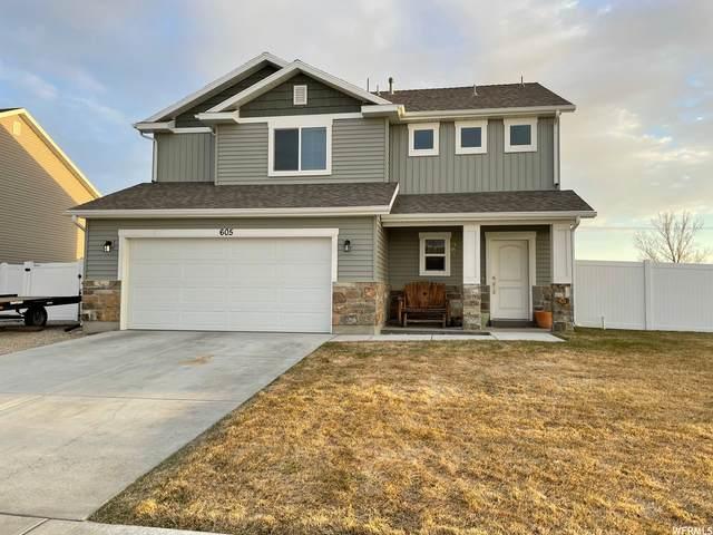 605 W 1050 N, Brigham City, UT 84302 (MLS #1730584) :: Lookout Real Estate Group