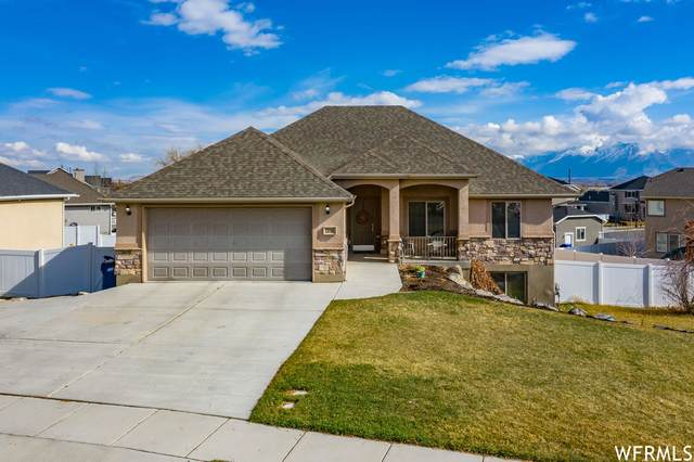 1286 S Lake View Terrace Rd, Saratoga Springs, UT 84045 (MLS #1730602) :: Lookout Real Estate Group