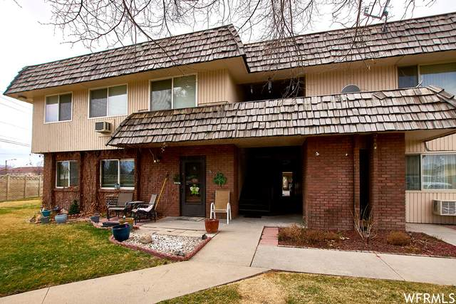 4527 S 1175 W #95, Taylorsville, UT 84123 (#1730613) :: Exit Realty Success