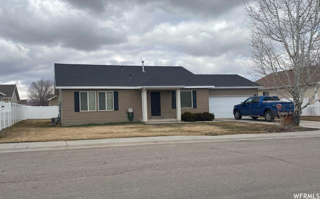 2332 W 600 N, Vernal, UT 84078 (MLS #1730650) :: Lookout Real Estate Group