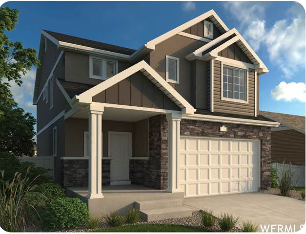 4106 W Red Clover Dr #5041, Lehi, UT 84043 (#1730651) :: REALTY ONE GROUP ARETE