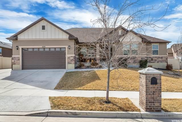 14318 S Attleboro Dr, Herriman, UT 84096 (#1730660) :: Berkshire Hathaway HomeServices Elite Real Estate