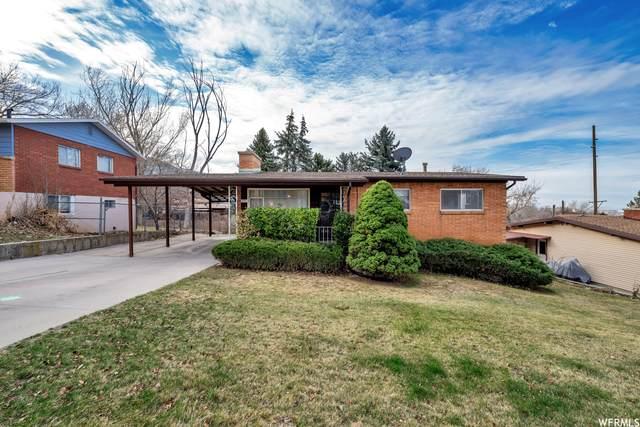 1453 Lewis Dr, Ogden, UT 84404 (MLS #1730662) :: Lookout Real Estate Group