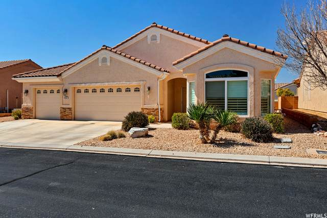 4630 S Canyon Voices Dr S, St. George, UT 84790 (#1730664) :: The Perry Group