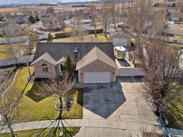13885 S Kessler Peak Dr W, Riverton, UT 84096 (MLS #1730677) :: Lookout Real Estate Group